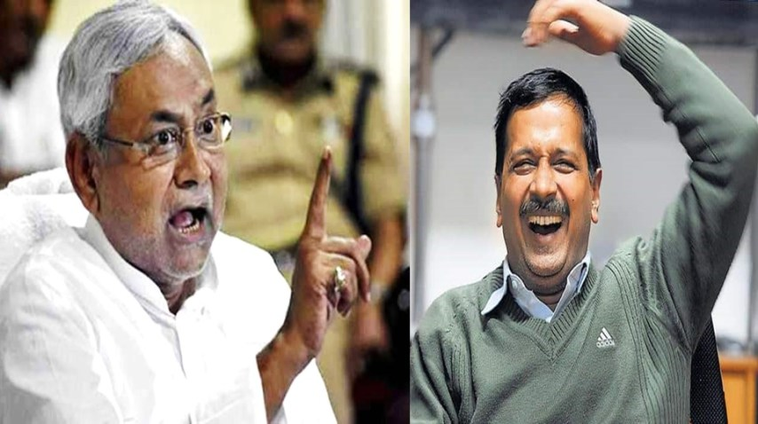 Nitish v/s kejriwal, delhi government on migrants workers, Special train from delhi to bihar, time table of shramik special train