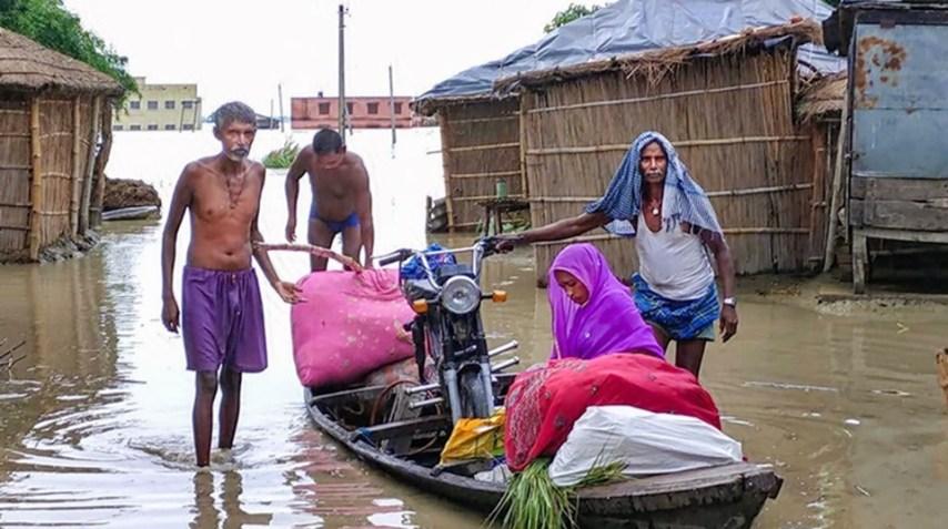 Bihar flood, Bihar election, Corona Virus