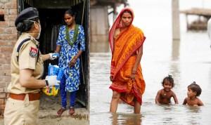 #PadsForAll: महामारी और बाढ़ के बीच माहवारी के समस्याओं से जूझती महिलाएं