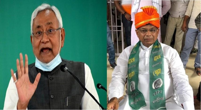 nitish kumar, mewala chaudhary, education minister of bihar