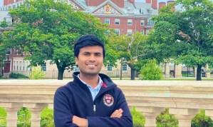 बिहार के शरद सागर ने जीता हार्वर्ड विश्वविधालय में छात्र संघ के अध्यक्ष का चुनाव