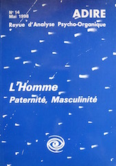 N° 14 – L'HOMME, PATERNITÉ, MASCULINITÉ (1997)