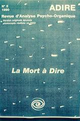 N° 5 – LA MORT À DIRE (1990)