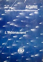 N° 7/8 L'INCONSCIENT (1992)