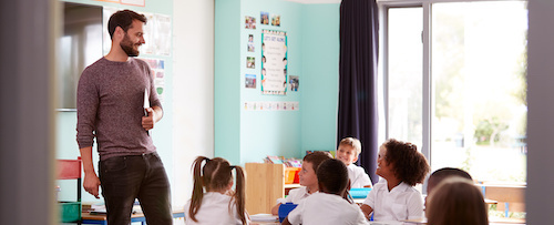 Do we really need male teachers? Forget those old reasons, here's new research