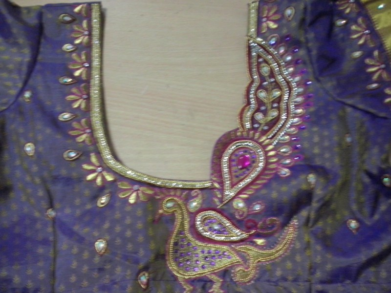Aari Embroidery Class In Chennai Best Fashion Embroidery Stitching