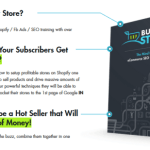 BUILD MY STORE ECOMM TRAINING BY DEVID FARAH – BEST ECOMMERCE TRAINING COURSE TO BUILD POWERFUL PROFITABLE SHOPIFY STORE USING FB ADS TO SELL PRODUCTS AND DRIVE MASSIVE AMOUNTS OF TRAFFIC TO YOUR STORES AND SKYROCKET YOUR STORES TO THE 1ST PAGE OF GOOGLE