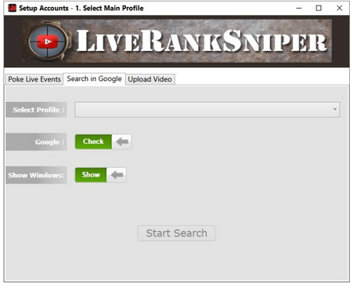 Step #2 - Live Rank Sniper Worked