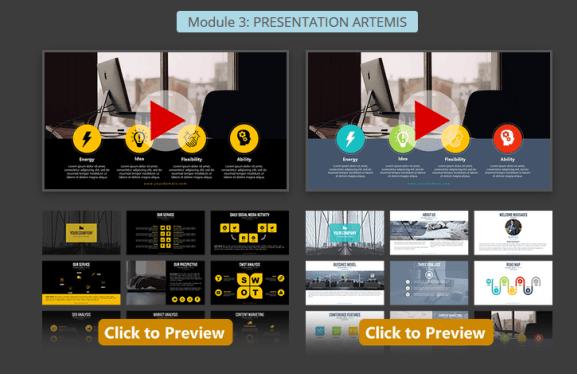 Presentation Warrior Professional Modul 3 Download
