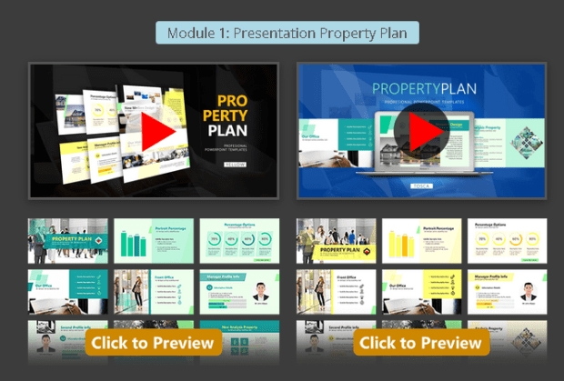Presentation Warrior Professional Package Modules