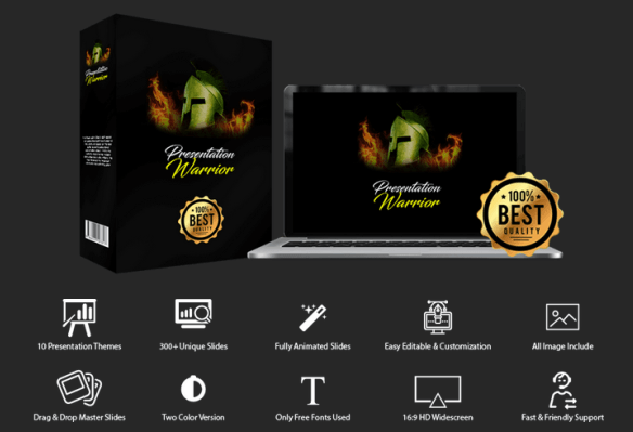 Presentation Warrior Professional Download