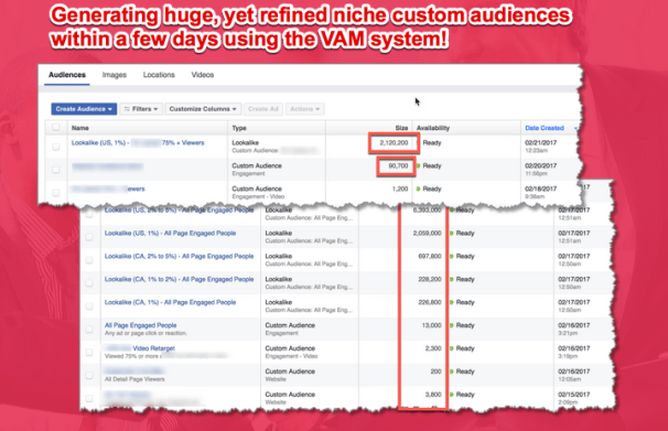 Video Ad Mastery Facebook Training by James Sides Benefits