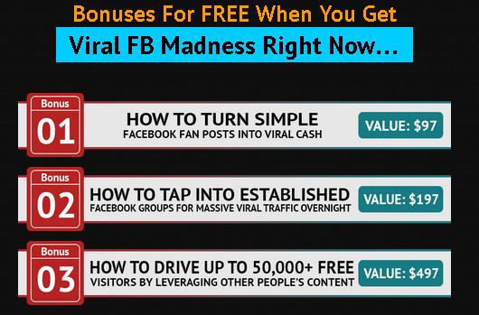Viral FB Madness Training Formula By Ivana Bosnjak Discount