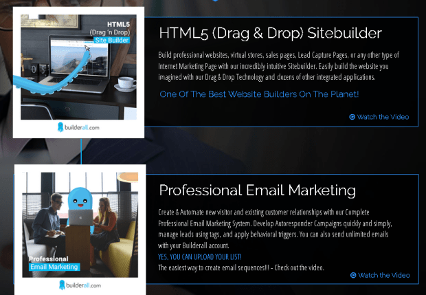 BuilderAll Internet Marketing By e-Business4us INC Download