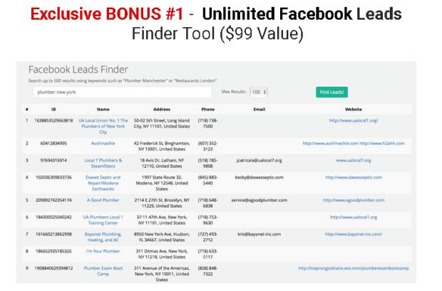 EmailFindr Professional Lifetime Access by Ankur Shukla Bonus