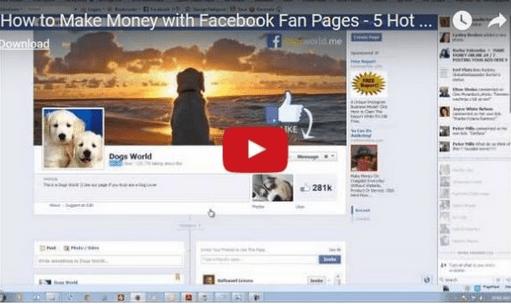 Fan Page Domination Training By Anthony Morrison Bonus