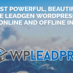 WPLEADPRO 2017 THEME BY PIXELCRAFTER REVIEW – BEST POWERFUL, BEAUTIFUL AND FLEXIBLE LEADGEN WORDPRESS THEME FOR BUSSINESS MARKETING ONLINE AND OFFLINE IN 2017