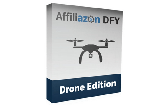 Affiliazon DFY Drone Edition By Kurt Chrisler