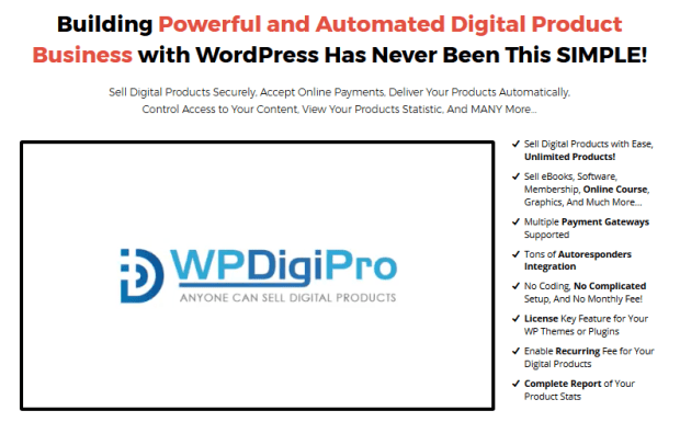 WpDigipro Software By Tantan Hilyatana Launch
