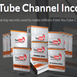 YOUTUBE CHANNEL INCOME PLR BY FIRELAUNCHERS REVIEW – BEST TRAINING COURSE TOP SECRETS THAT USED TO MAKE MILLIONS FROM YOUTUBE CHANNEL TO START GENERATING BIG INCOME ON AUTOPILOT MODE AND KEEP 100% PROFITS AND HELPS YOU ACHIEVE YOUR BUSINESS GOALS WITH SUCCESSFUL YOUTUBE MARKETING STRATEGIES