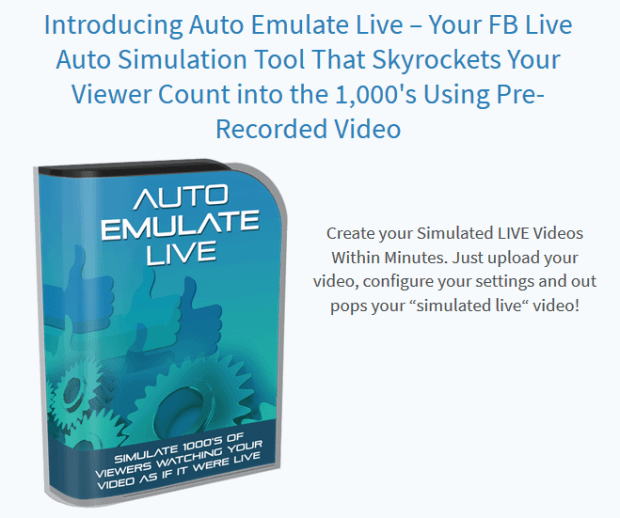 Auto Emulate Live Software By Paul Lynch Download