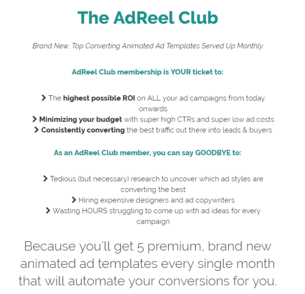 Adreel Club Upgrade By Ryan Philips Profits
