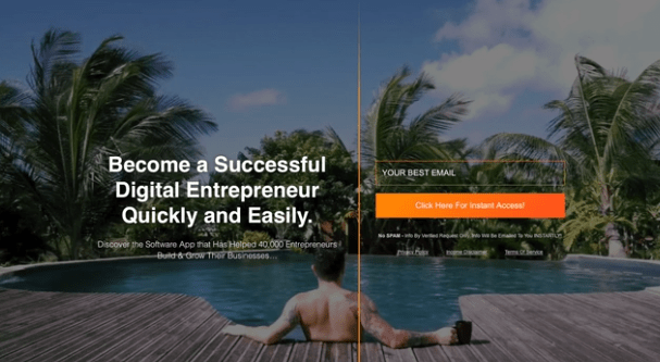 Online Sales Pro Express DFY Setup By Paul Counts Demo