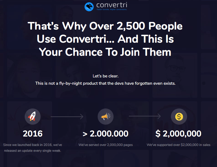 how to write a high converting sales page