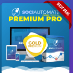 Sociautomate Gold Pro By Glynn Kosky – Best Premium Upsell #1 Of Sociautomate Pro With Get 100x Your Potential Earnings And Will Guarantee To Get You More Traffic, Leads & Sales