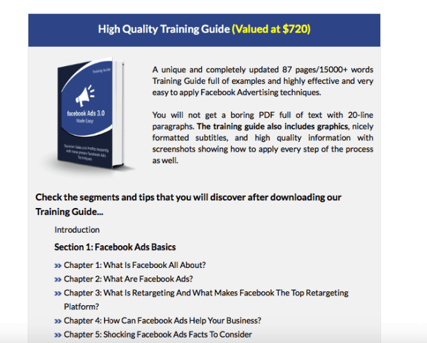 Facebook Ads 3 0 PLR By Amit Pareek Review – Best Package