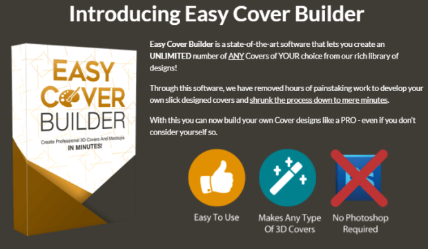 Best Book Cover Design Program : Easy cover builder by edmund loh best d design software with a cutting edge technology