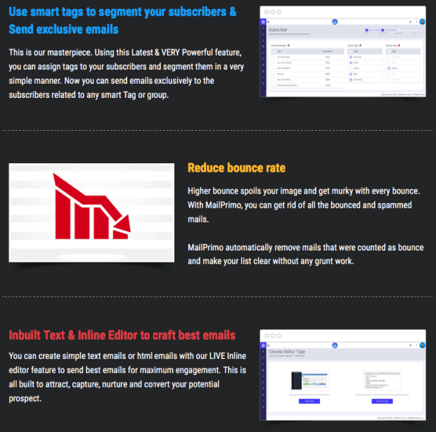 Mailprimo Pro Email Marketing By Amit Pareek Discount
