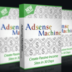 Adsense Machine System By Ankur Shukla – The Best Training Course & System That Show You How Making $2500/Mo In Passive Income From Adsense On Just One Website & Spending Only 30 Mins Per Day And Make Passive Income From Adsense Can Be Easy, Simple & Fast Without Any Hard Work