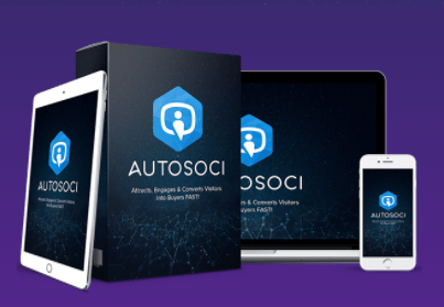 Autosoci Software By Brett Ingram