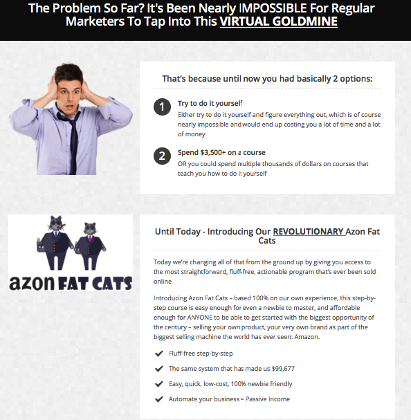 Azon Fat Cats Training By Radu Hahaianu Features