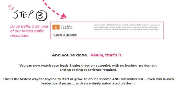 Affiliate Funnel Clones By Simon Harries Works