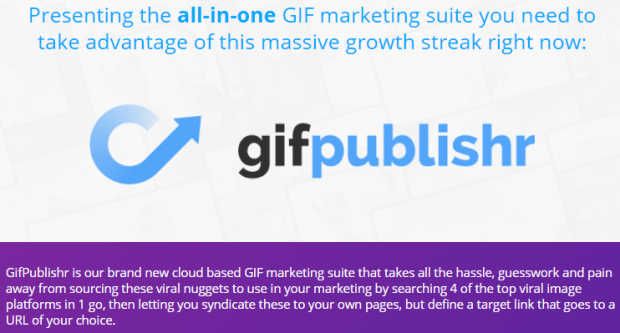 Gifpublishr Gif Marketing By Youzign Review