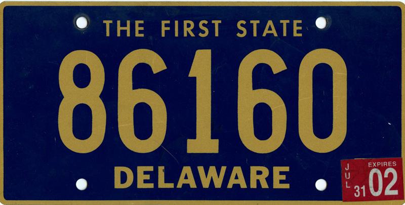 Search License Plates Pa
