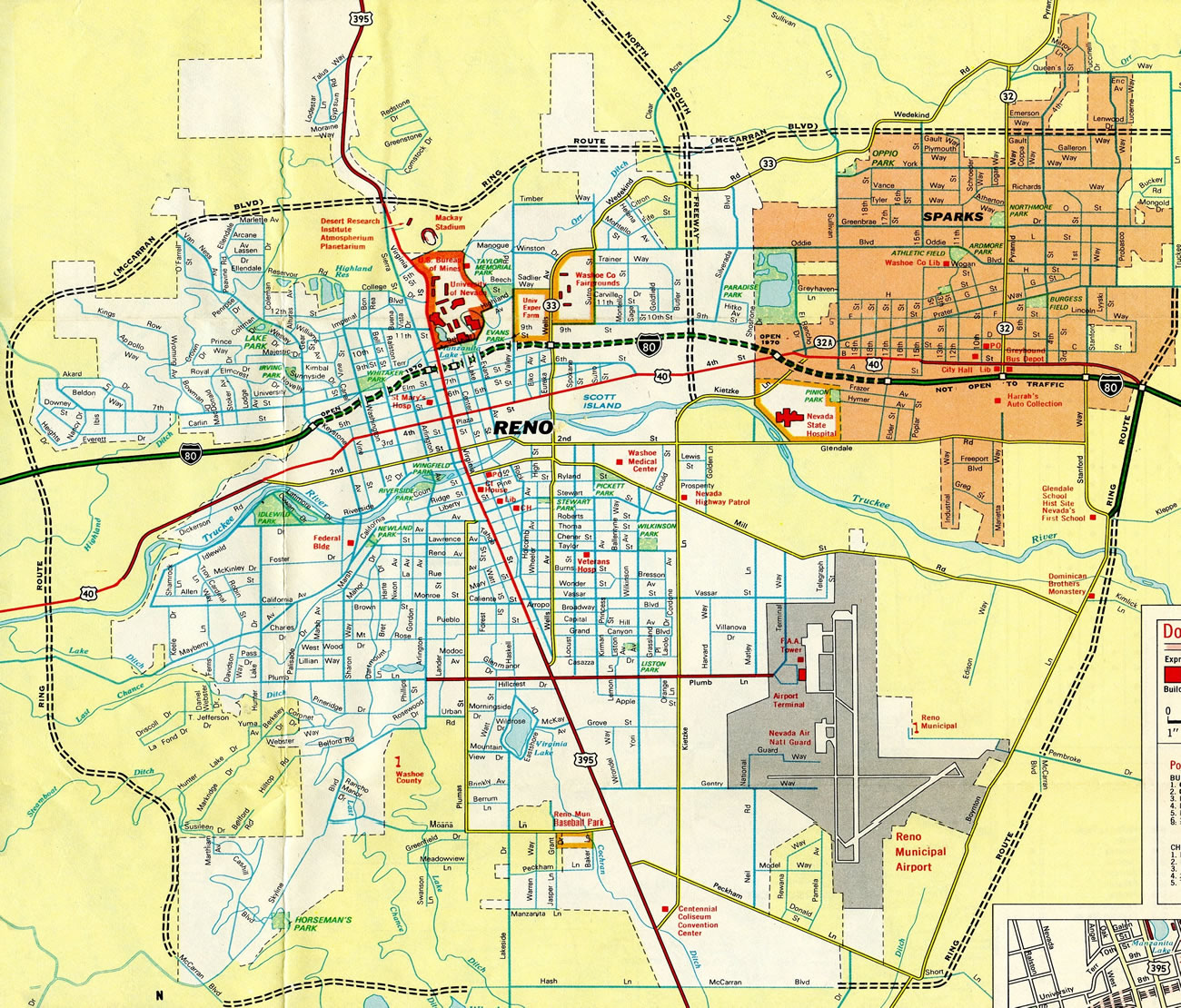 Street Map Of Sparks Nv Insurance On Cars - Street map of reno nv