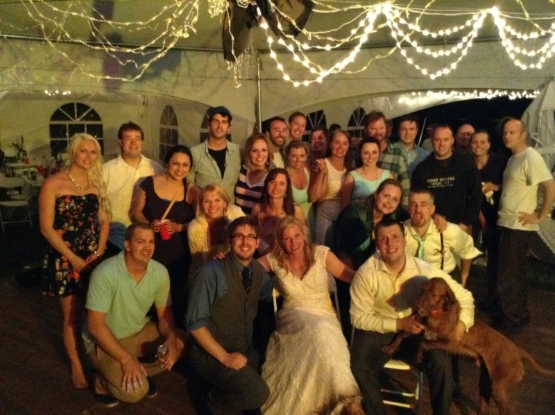 2014-06-28 Cody & Vanessa End of Night