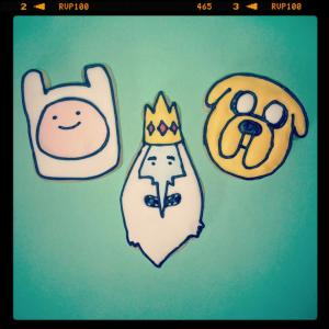 Adventure Time Cookies