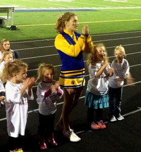Little Miss Cheerleader