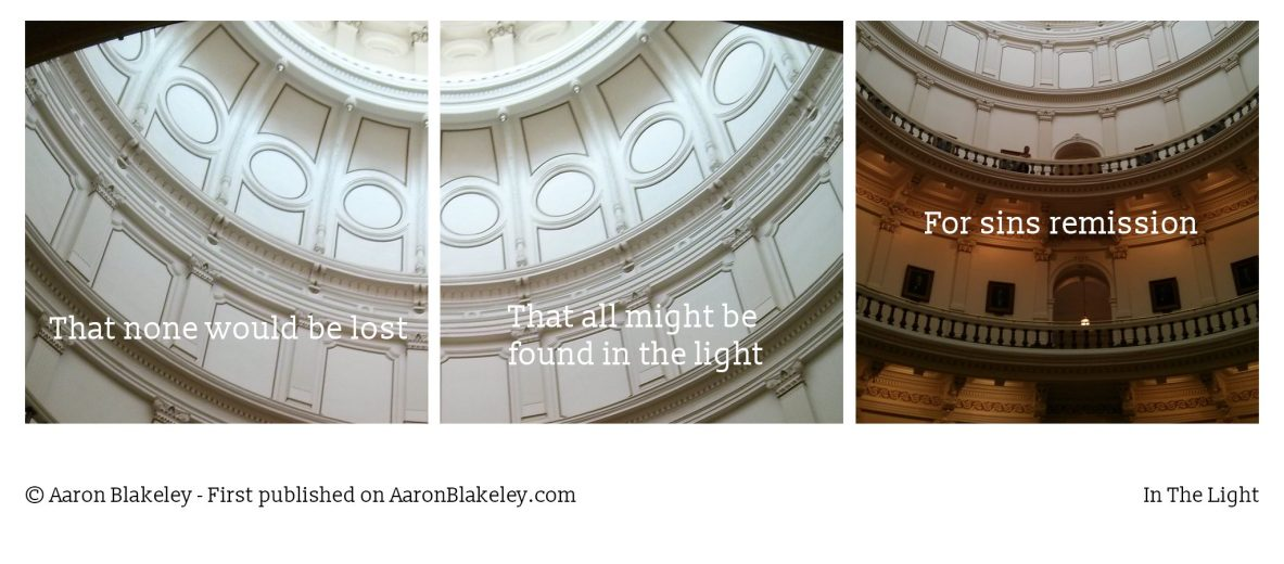 In The Light - Aaron Blakeley - The Daily Haiku