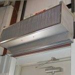 air curtain for doorway