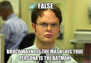 Bruce Wayne is a Sockpuppet.