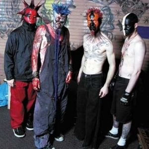 Ironically, Mudvayne used pseudonyms when they first made it big. Heavy Metal Sockpuppet! \m/
