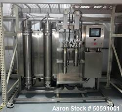 Used- IES Extraction System, Model CDMH.20-2x-2f