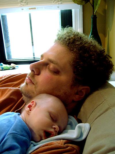Sebo + Daddy