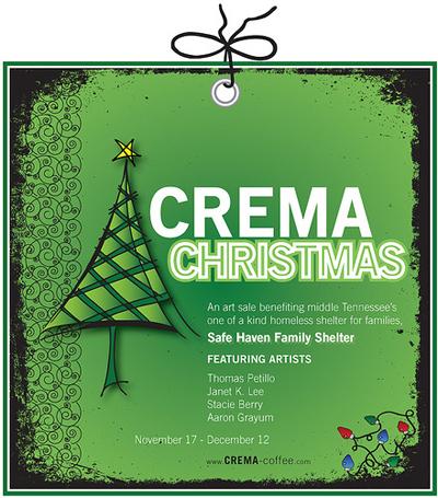 A Crema Christmas