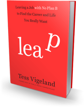 Leap by Tess Vigeland released August 2015